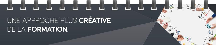 Approche plus créative 1