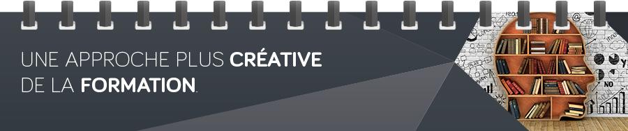 Cegis, une approche plus créative de la formation