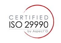 Logo ISO 29990